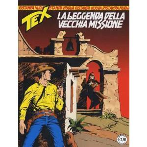 Tex Nuova Ristampa - N° 334 - La Leggenda Della Vecchia Missione -