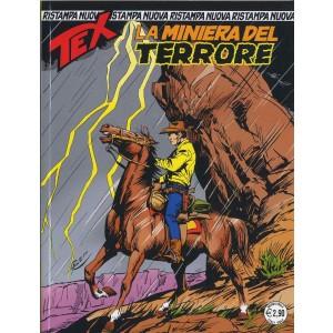 Tex Nuova Ristampa - N° 336 - La Miniera Del Terrore -