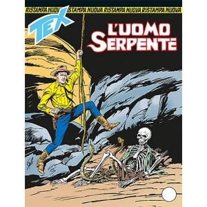 Tex Nuova Ristampa - N° 337 - L'Uomo Serpente -