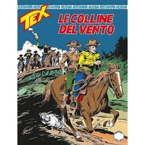 Tex Nuova Ristampa - N° 360 - Le Colline Del Vento -