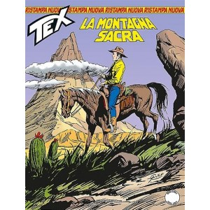 Tex Nuova Ristampa - N° 361 - La Montagna Sacra -