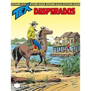 Tex Nuova Ristampa - N° 362 - Desperados -