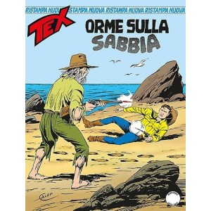 Tex Nuova Ristampa - N° 363 - Orme Sulla Sabbia -
