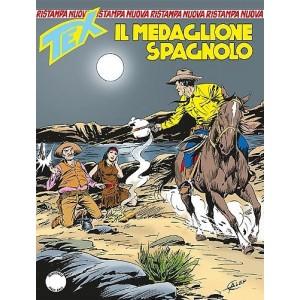Tex Nuova Ristampa - N° 364 - Il Medaglione Spagnolo -