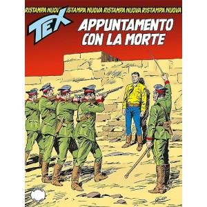 Tex Nuova Ristampa - N° 366 - Appuntamento Con La Morte -