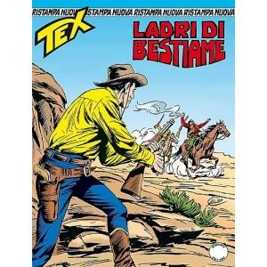 Tex Nuova Ristampa - N° 370 - Ladri Di Bestiame -