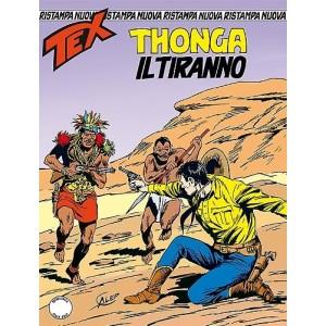 Tex Nuova Ristampa - N° 372 - Thonga Il Tiranno -