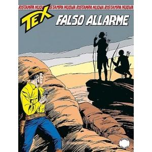 Tex Nuova Ristampa - N° 373 - Falso Allarme -