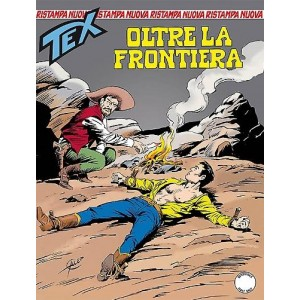Tex Nuova Ristampa - N° 375 - Oltre La Frontiera -