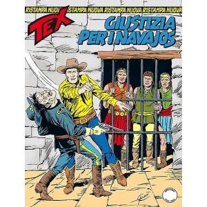 Tex Nuova Ristampa - N° 378 - Giustizia Per I Navajos -