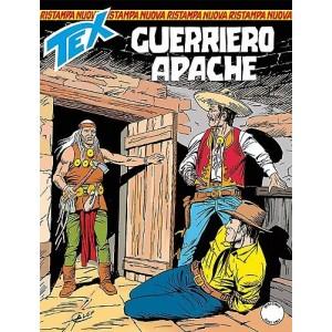 Tex Nuova Ristampa - N° 379 - Guerriero Apache -
