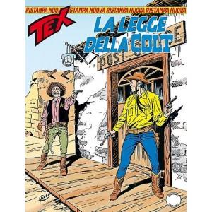 Tex Nuova Ristampa - N° 380 - La Legge Della Colt -