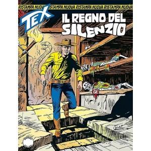 Tex Nuova Ristampa - N° 381 - Il Regno Del Silenzio -