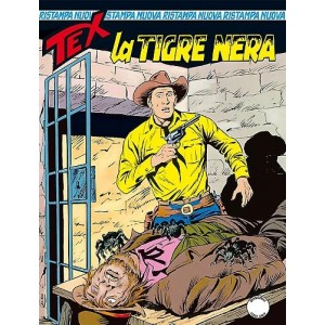 Tex Nuova Ristampa - N° 382 - La Tigre Nera -