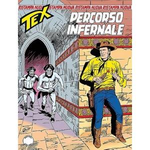 Tex Nuova Ristampa - N° 384 - Percorso Infernale -