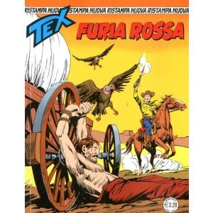 Tex Nuova Ristampa - N° 385 - Furia Rossa -