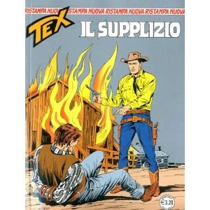 Tex Nuova Ristampa - N° 386 - Il Supplizio -