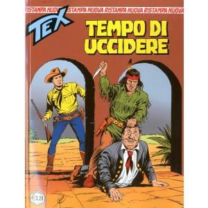 Tex Nuova Ristampa - N° 387 - Tempo Di Uccidere -