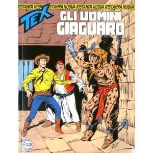 Tex Nuova Ristampa - N° 389 - Gli Uomini Giaguaro -