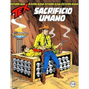 Tex Nuova Ristampa - N° 392 - Sscrificio Umano -