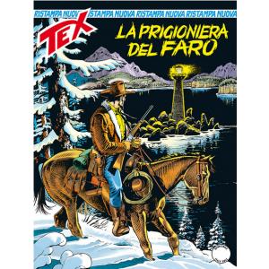 Tex Nuova Ristampa - N° 413 - La Prigioniera Del Faro -
