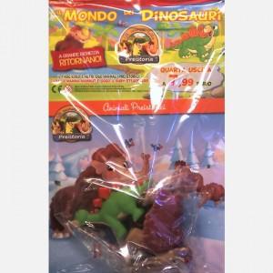 Gli animali della Preistoria - 2a edizione Mammut Mamma + Stegosauro figlio