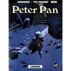 Peter Pan  - N° 1 - Londra - Cosmo Serie Nera