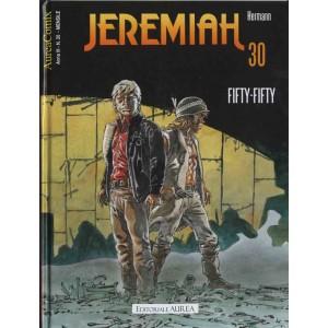 Aureacomix - N° 26 - Fifty-Fifty - Jeremiah