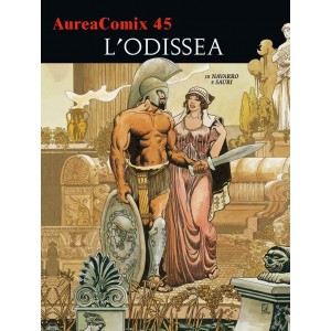 Aureacomix - N° 45 - L'Odissea - L'Odissea