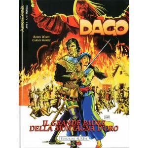 Aureacomix - N° 48 - Il Grande Padre Della Montagna D'Oro - Dago
