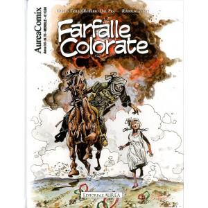 Aureacomix  - N° 73 - Farfalle Colorate 1 - Farfalle Colorate
