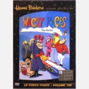 WACKY RACES WACKY RACES VOL 3