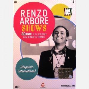 Renzo Arbore Shows Telepatria International