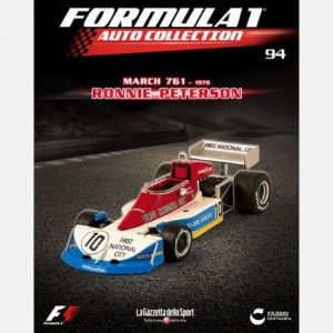 Formula 1 Auto Collection March 761 -1976