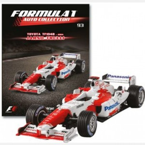 Formula 1 Auto Collection Toyota TF104B -2004