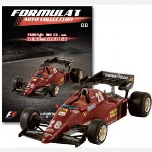 Formula 1 Auto Collection Ferrari 126 C3 (1983)