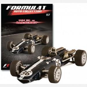 Formula 1 Auto Collection Eagle MK1 (1967)