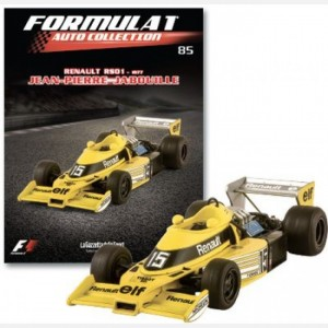 Formula 1 - Auto Collection Renault rs 01 1977