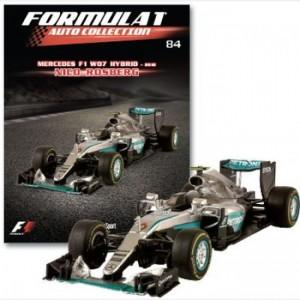 Formula 1 - Auto Collection Mercedes F1 W07 Hybrid 2016