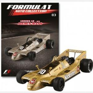 Formula 1 - Auto Collection Arrows A2 1979