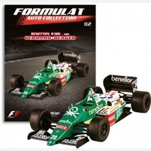Formula 1 - Auto Collection Benetton b186 - 1986