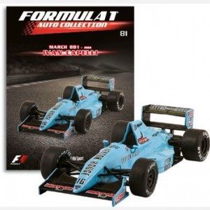 Formula 1 - Auto Collection March 881 1988