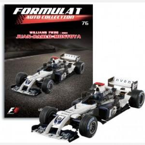 Formula 1 - Auto Collection Bmw Williams Fw26 - 2004