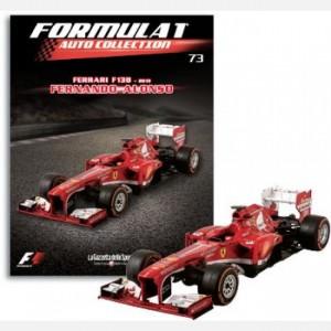 Formula 1 - Auto Collection Fernando Alonso - Ferrari F138 - 2013