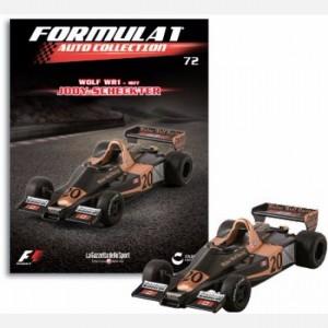 Formula 1 - Auto Collection Jody Scheckter - Wolf  WR 1 -1977