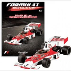 Formula 1 - Auto Collection Emerson Fittipaldi - McLaren M23 - 1974