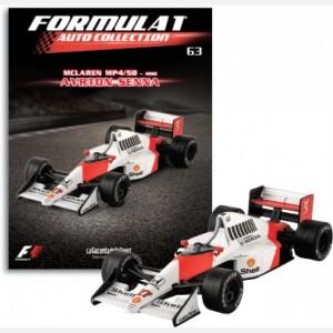Formula 1 - Auto Collection Ayrton Senna - McLaren MP4/5B -1990