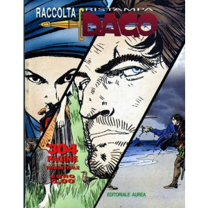 Dago Ristampa Raccolta - N° 30 - Dago Ristampa Raccolta - Editoriale Aurea