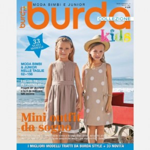 Burda Collezione Kids Mini outfit da sogno (Edizione 2016)