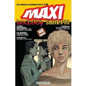 Lanciostory Skorpio Maxi - N° 32 - Lanciostory Skorpio Maxi - Editoriale Aurea